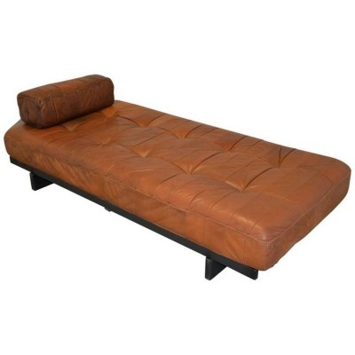 DS 80 daybed from the sixties by unknown designer for De Sede