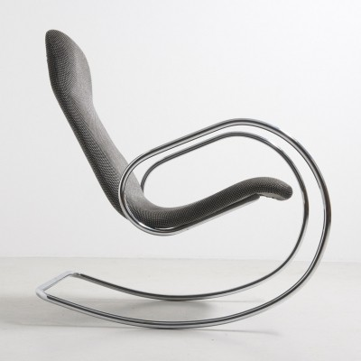 S 826 rocking chair from the seventies by unknown designer for Thonet
