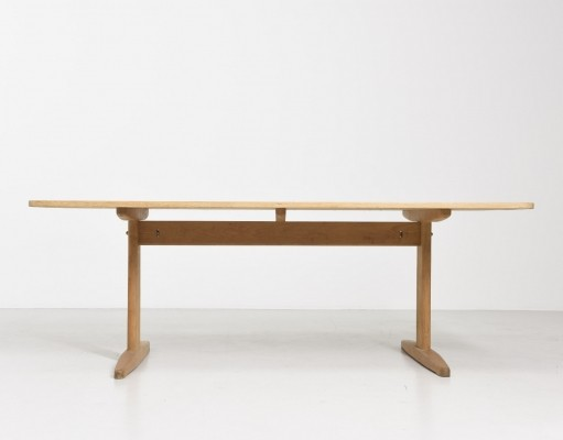 Dining table by Børge Mogensen for Carl Madsen & Son, 1950s