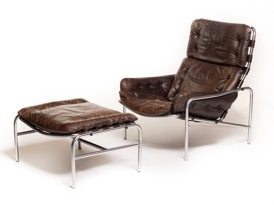 Nagoya SZ09 lounge chair from the sixties by Martin Visser for Spectrum