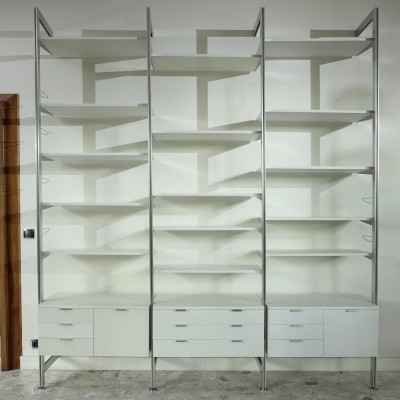 CSS wall unit from the seventies by George Nelson for Herman Miller