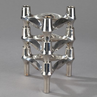 Candle Holder from the sixties by Fritz Nagel for BMF