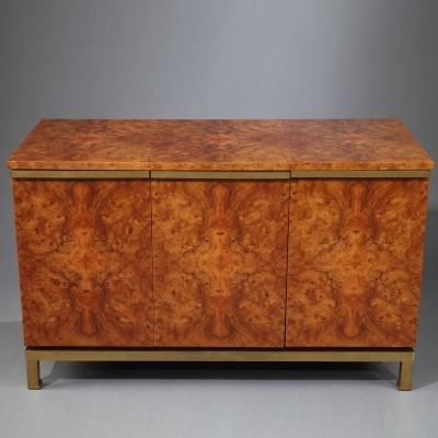 Cabinet from the seventies by Guy Lefevre for Maison Jansen