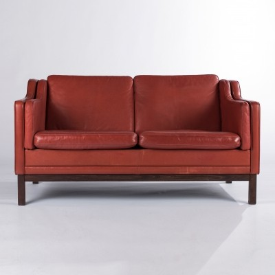 MH195 sofa from the sixties by Mogens Hansen for Mogens Hansen