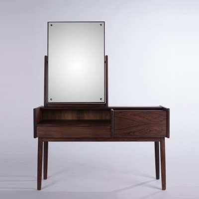 Mirror from the sixties by unknown designer for Aksel Kjersgaard