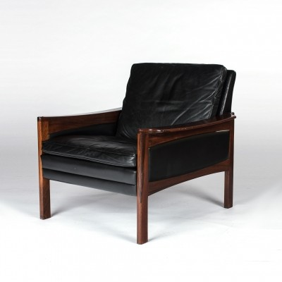 Model 201 lounge chair from the fifties by unknown designer for Godtfred H Petersen