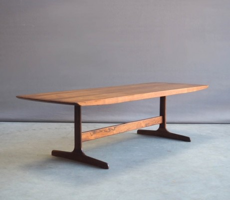 Coffee table from the sixties by unknown designer for Topform