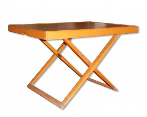 MK 98860 coffee table from the sixties by Mogens Koch for Rud. Rasmussen