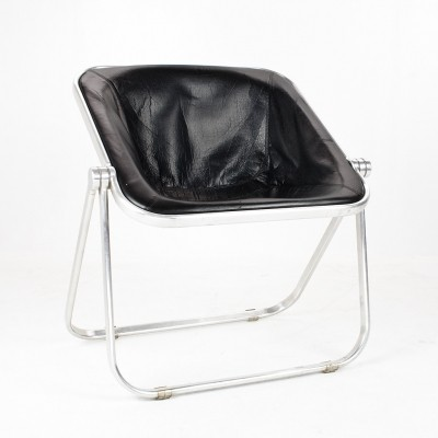 Plona lounge chair from the sixties by Giancarlo Piretti for Castelli