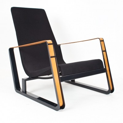 Cite lounge chair from the sixties by Jean Prouvé for Vitra