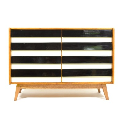 Chest of drawers from the sixties by Jiří Jiroutek for Interier Praha