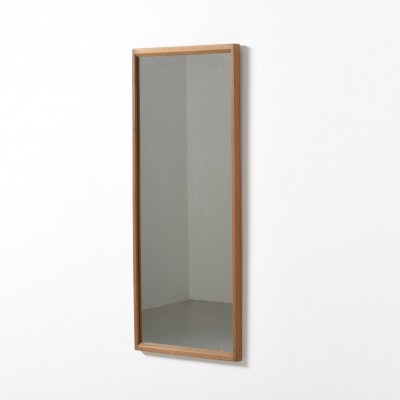 Mirror from the sixties by Kai Kristiansen for Aksel Kjersgaard
