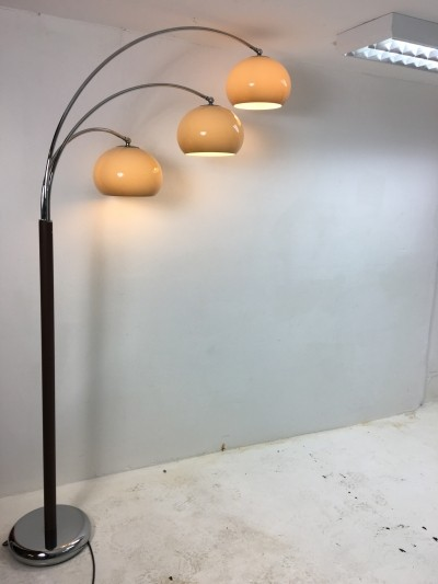 Floor lamp from the seventies by unknown designer for Dijkstra Lampen