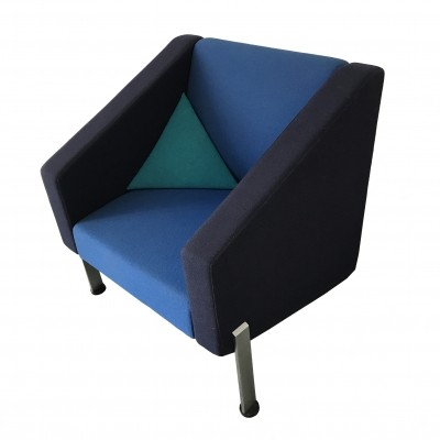 Decision lounge chair by Niels Gammelgaard & Lars Mathiesen for Fritz Hansen, 1980s