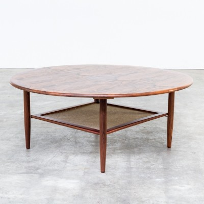 Coffee table by Peter Hvidt for France & Son, 1970s