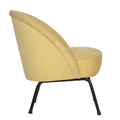 Cocktail lounge chair by Artifort, 1950s