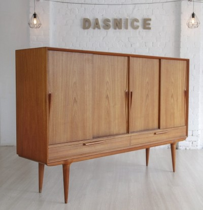 Model 13 sideboard from the sixties by Gunni Omann for Omann Jun