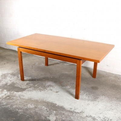 Dining table from the fifties by Jos de Mey for Van Den Berghe Pauvers