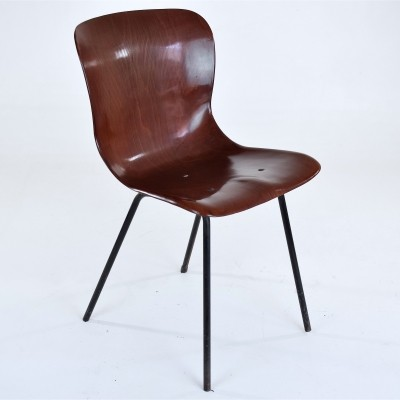 Chair by Pagholz for Thonet Model 1507, Germany, 1950s