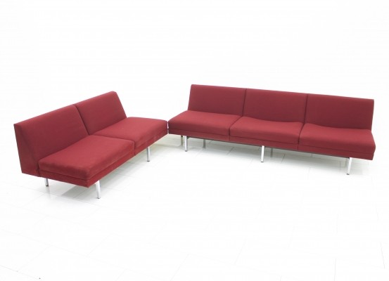 Sofa Set with Table by George Nelson, 1960s