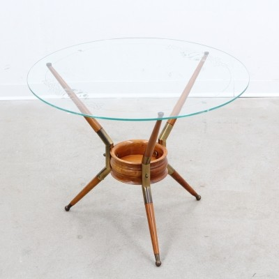 Coffee table from the forties by unknown designer for unknown producer