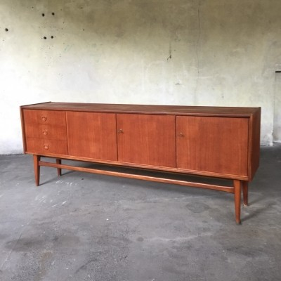 Sideboard from the sixties by unknown designer for Bartels Werken GmbH