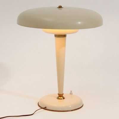 Desk lamp from the forties by unknown designer for unknown producer