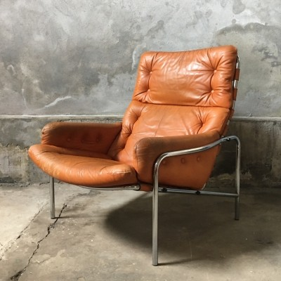 SZ09 nagoya lounge chair by Martin Visser for Spectrum, 1960s