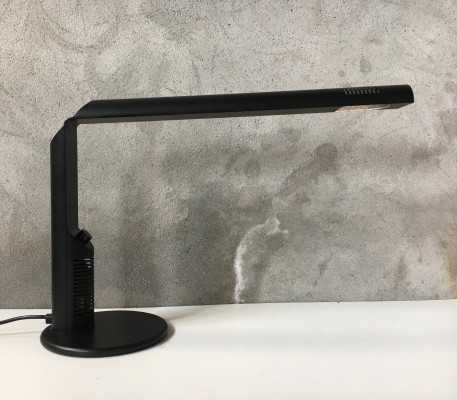 Abele desk lamp by Gianfranco Frattini for Luci Italy, 1980s