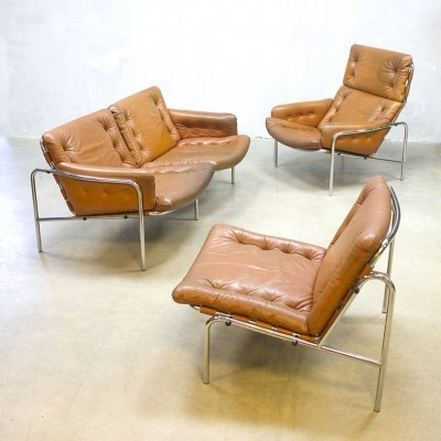 Osaka seating group from the seventies by Martin Visser for Spectrum