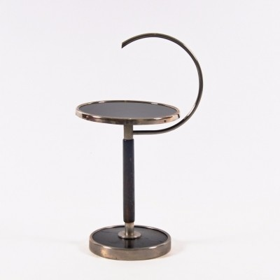 Smoking table side table from the thirties by unknown designer for unknown producer