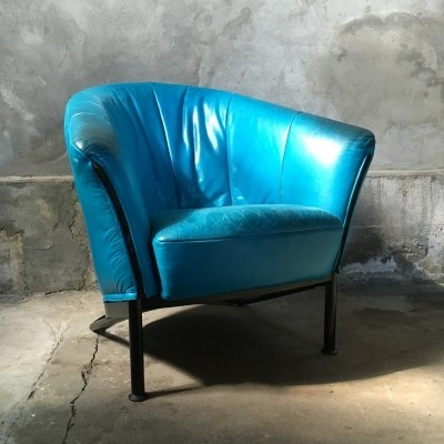 Lounge chair from the eighties by unknown designer for Harvink