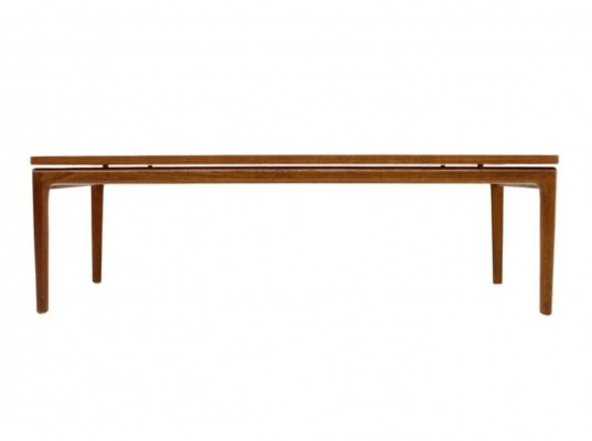 Coffee table from the sixties by Ole Wanscher for France & Son