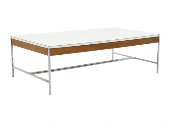 Model 5751 coffee table from the sixties by George Nelson for Herman Miller