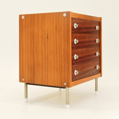 Chest of drawers from the sixties by unknown designer for unknown producer