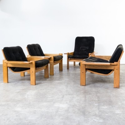 Seating group by Yngve Ekström for Swedese, 1960s
