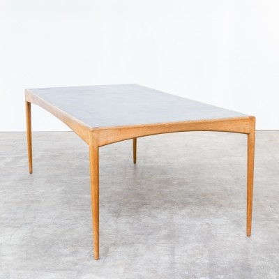 Dining table from the sixties by Kristian Vedel for Søren Willadsen
