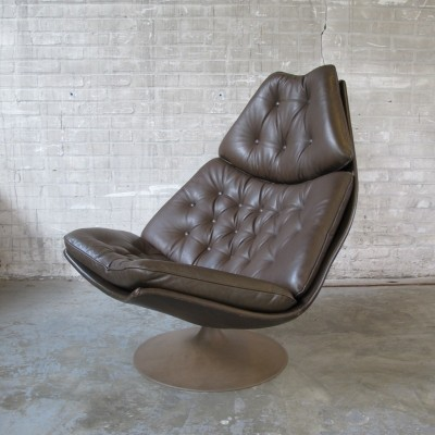 2 x lounge chair by Geoffrey Harcourt for Artifort, 1960s