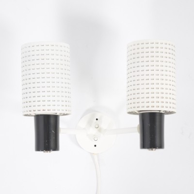 Fiesta wall lamp from the fifties by H. Busquet for Hala Zeist