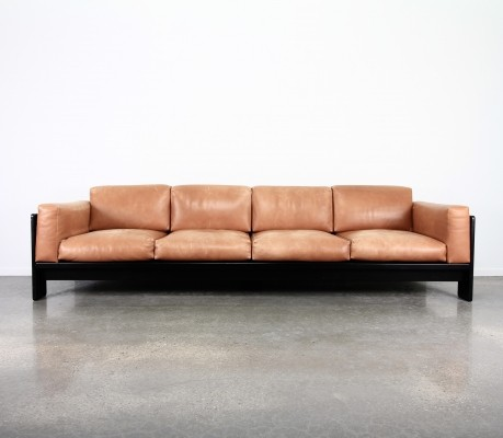 4 Seater Bastiano sofa from the nineties by Tobia Scarpa for Knoll
