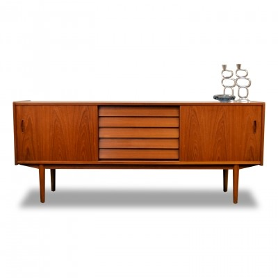 Trio sideboard from the sixties by Nils Jonsson for Hugo Troeds