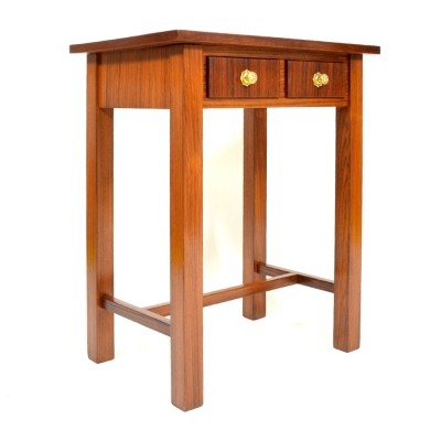 Side table from the twenties by unknown designer for unknown producer