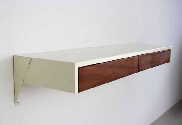 Martin Visser DD02 minimal wall unit for Spectrum, 1960s