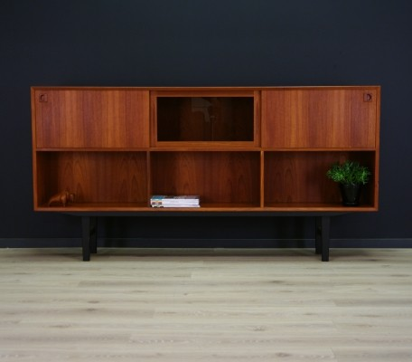 High sideboard from the seventies by unknown designer for unknown producer