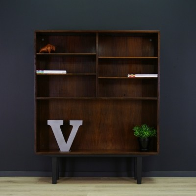 Bookcase cabinet from the seventies by unknown designer for Omann Jun