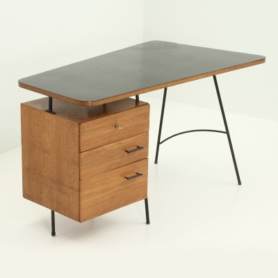 Freeform Desk designed in 1956 by George Frydman for EFA