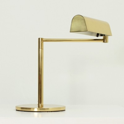 George Hansen Swing Arm Table Lamp, 1950s
