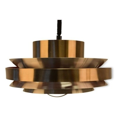 Hanging lamp from the fifties by unknown designer for Lakro