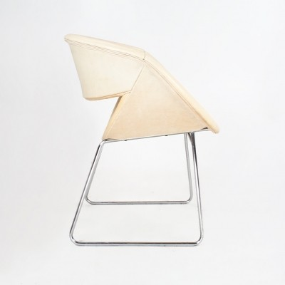 Lounge chair from the fifties by Rudolf Wolf for Rohé Noordwolde