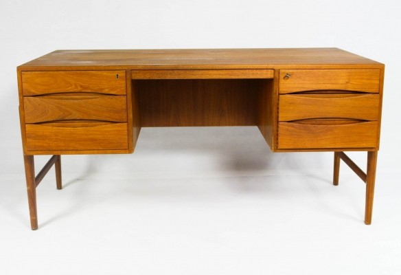 Danish Modern Writing Desk, 1960s
